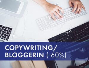 Wir suchen CopyWriting/ BloggerIn