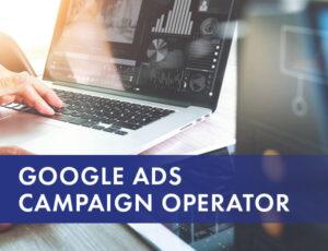Wir suchen Google Ads Campaign Operator