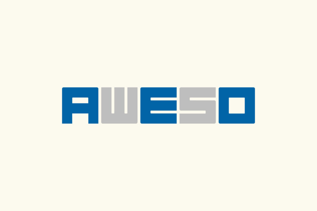 ISC Referenzen, Logo AWESO