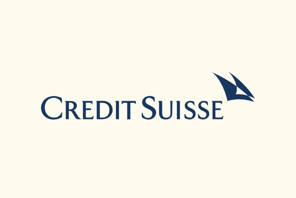 ISC Referenzen, Logo CS, Credit Suisse