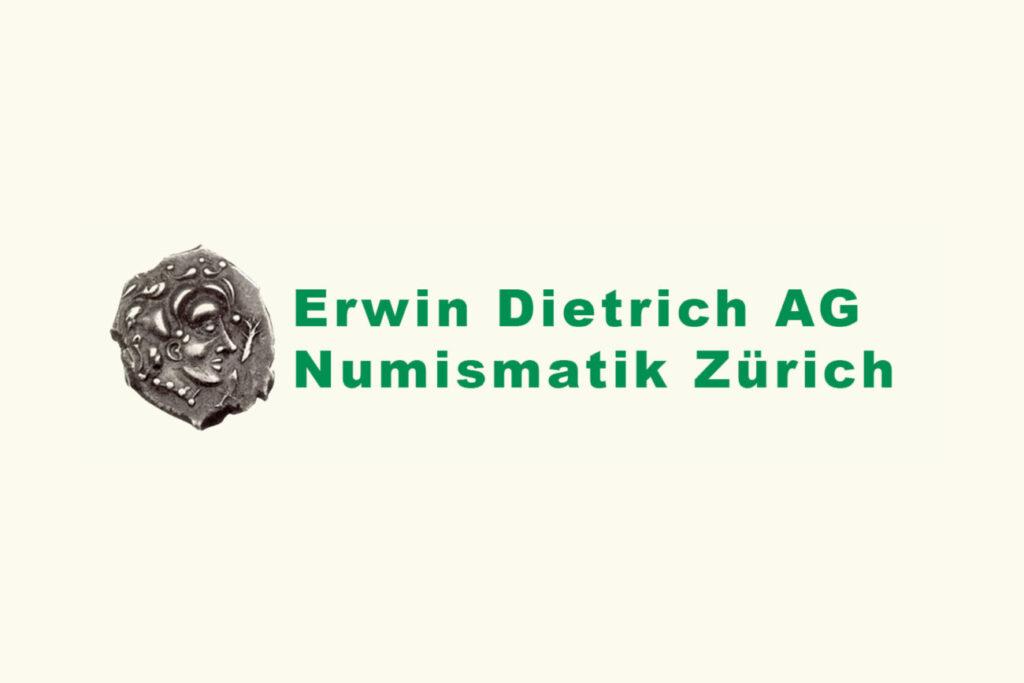 ISC Referenzen, Logo Erwin Dietrich AG