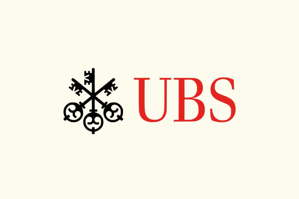 ISC Referenzen, Logo UBS